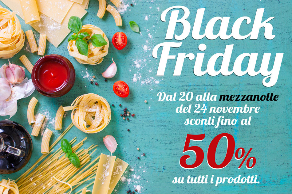 Black Friday 50% 2017