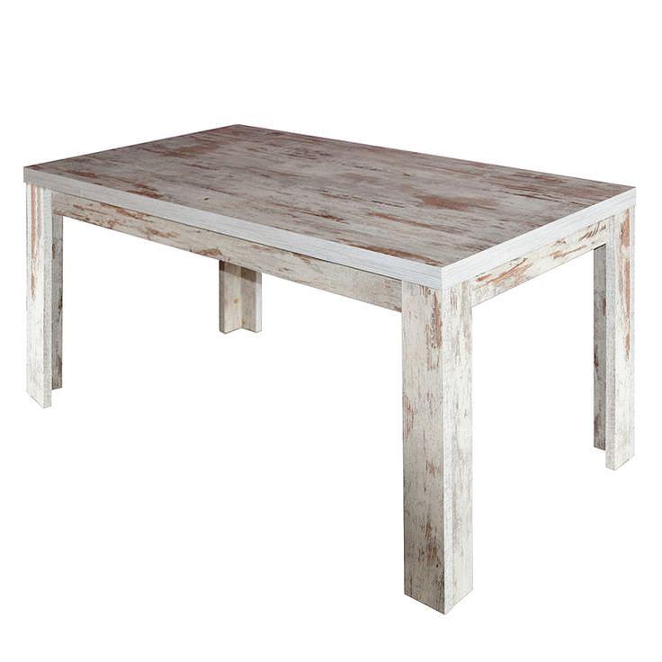tavoli in legno sbiancato. Black Bedroom Furniture Sets. Home Design Ideas