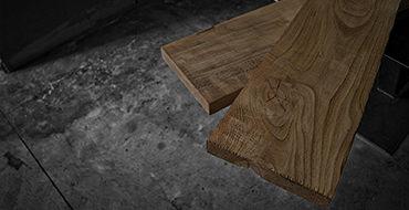 Legno Grezzo Per Mensole : Librerie e mensole in legno massello mensole in legno massello