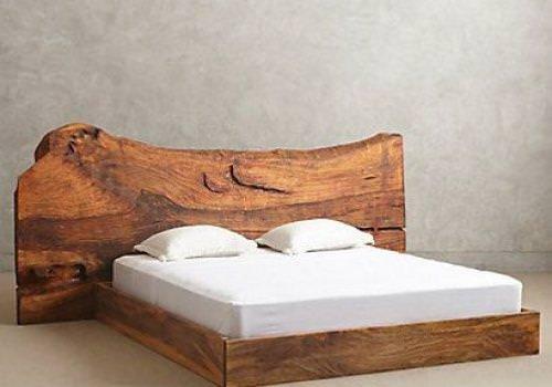 Testiera per letto matrimoniale in legno…