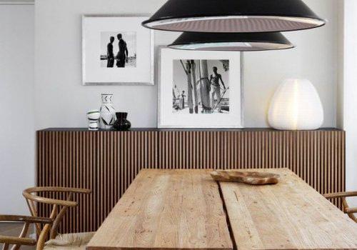 Glorious: tavolo in legno naturale da…