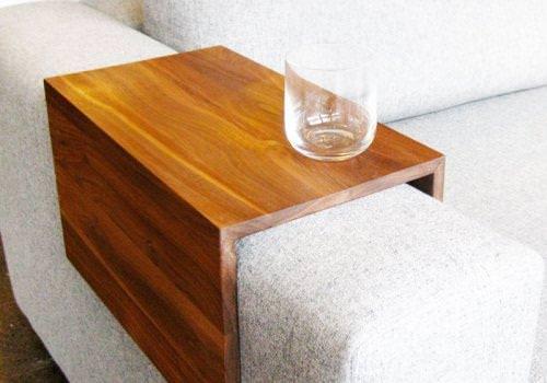 Copri bracciolo divano in legno massello…