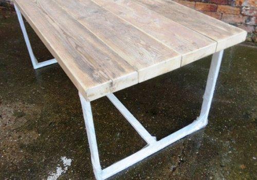 Tavolo in legno da soggiorno in…