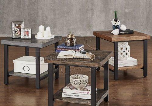 Rustic Style: tavolino da salotto in…
