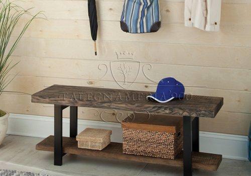Rustic Style: tavolino panca in legno…