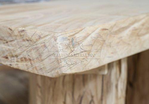 Tavolino Eco: tavolino da solotto intagliato…