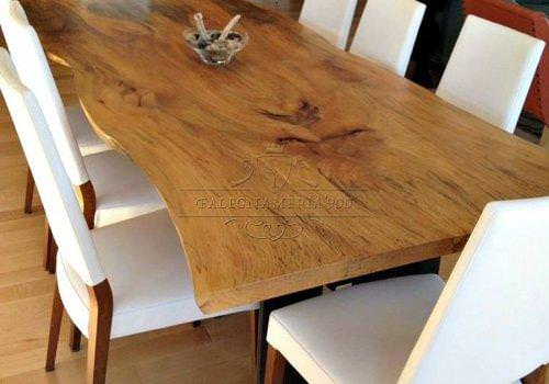 Tavolo Butterfly: tavolo con top in…