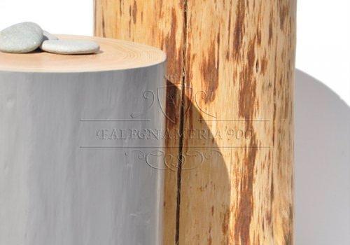 Grey Style: tronco in legno per…