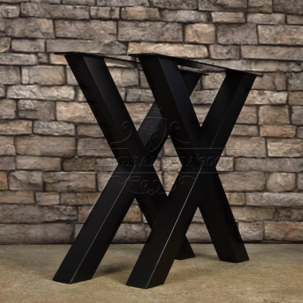 Gambe per tavoli - Gambe in ferro per tavoli ...