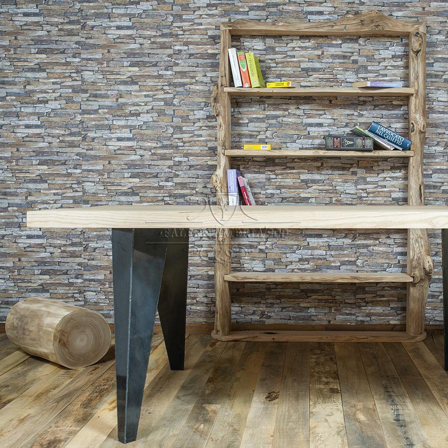 Modelli di librerie in legno ikea scaffali with modelli for Libreria bianca economica