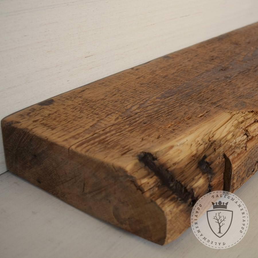 librerie e mensole in legno massello mensola in legno