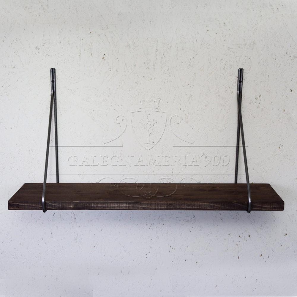 Librerie e mensole in legno massello - Mensola porta modem ...