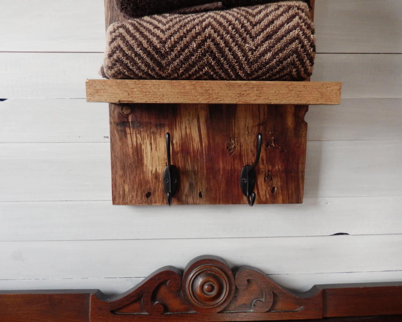 Legno massello porta asciugamani in legno massello - Altezza porta asciugamani ...