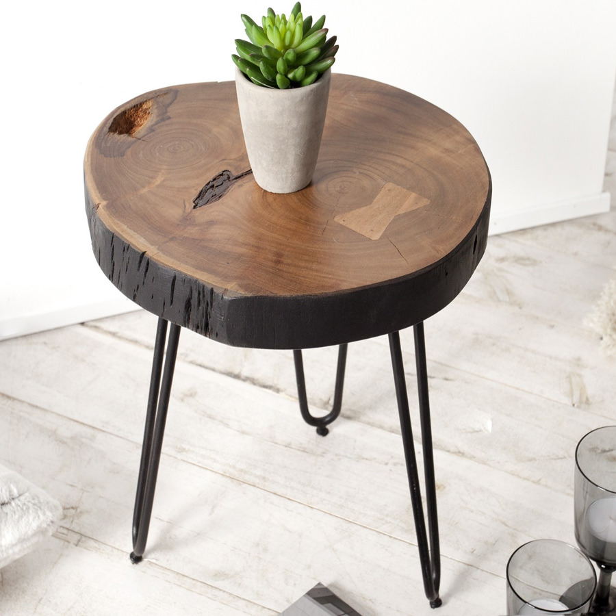 Tavolini in legno rustici design casa creativa e mobili for Tavolino sgabello