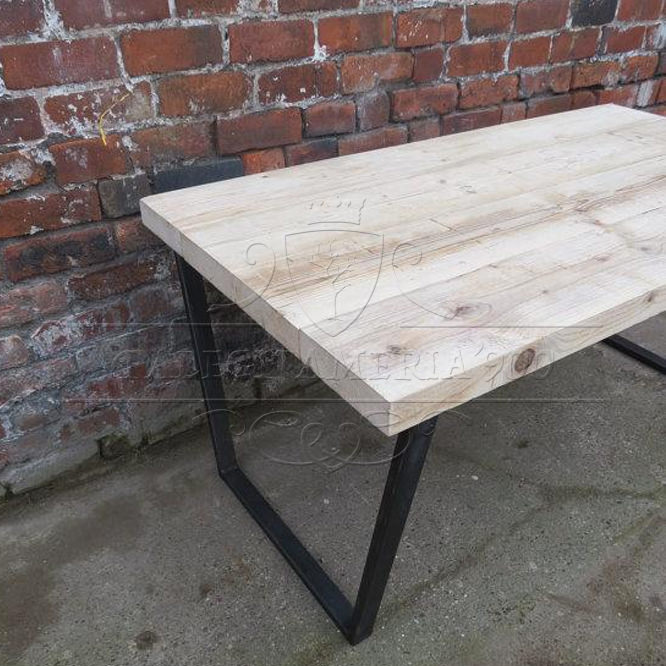 Tavolo in legno massello : Simply. Tavolo da cucina con tavole di ...