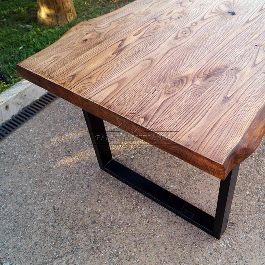 tavolo legno massello modello impero 30 acquistalo online