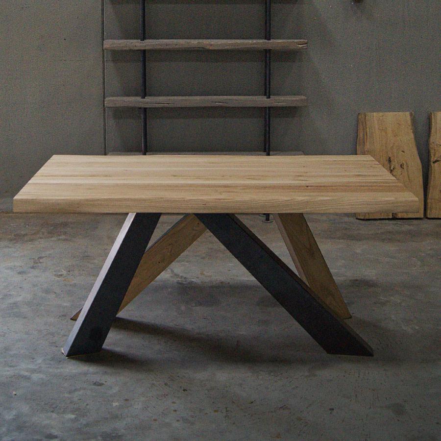 Tavolo in legno massello: Wind