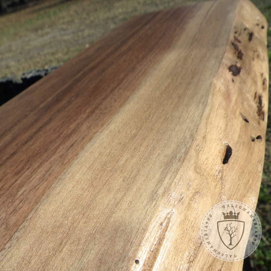 Legno massello top snack per la cucina in legno massello for Piani di coperta in legno gratuiti