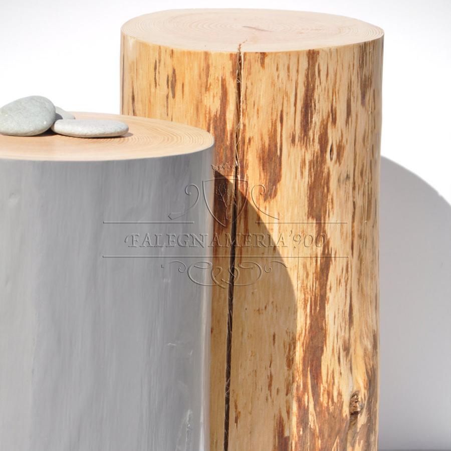 tronchi legno arredamento idea d 39 immagine di decorazione