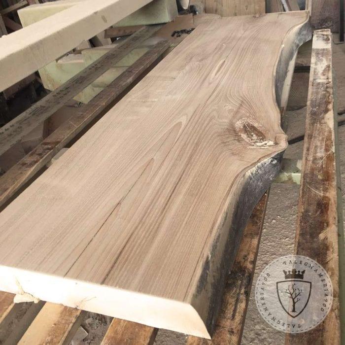 Mensole vintage in legno massello