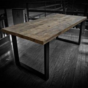 Tavoli in legno massello rustici su misura. Offerta a 719€. Sped ...