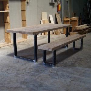 Tavoli rustici in legno massello 30 di sconto for Tavoli in legno massello rustici