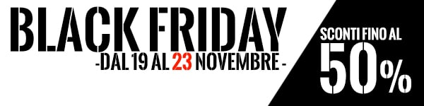 Black Friday 2018 di Falegnameria900