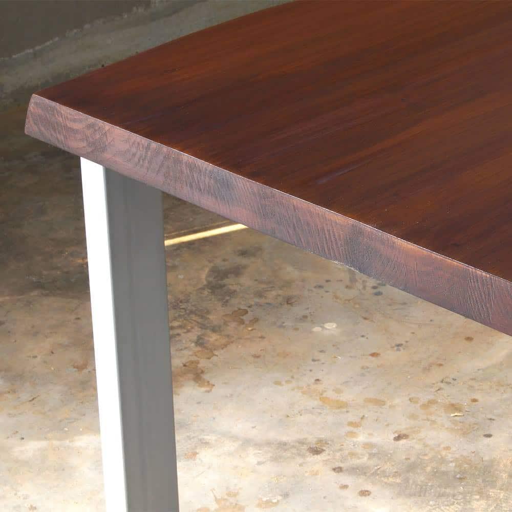 Tavolo in legno massello piccolo Impero