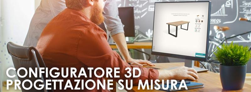 Configuratore Progettazione 3D