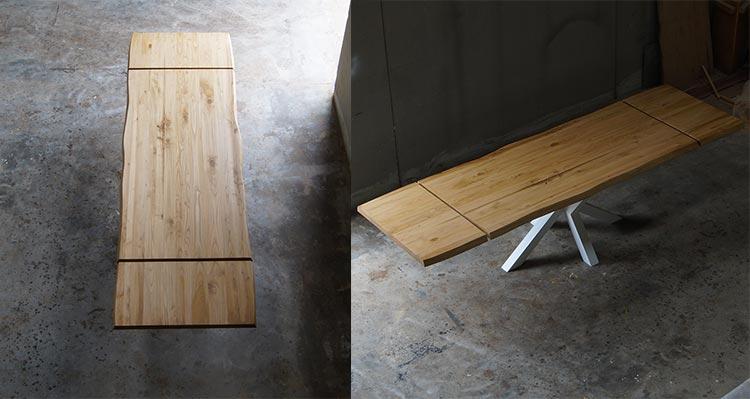 Ripiani In Legno Per Tavoli : Tavolo legno massello su misura prezzi e offerte online