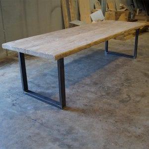 Tavolo legno massello rustico Brend Naturale