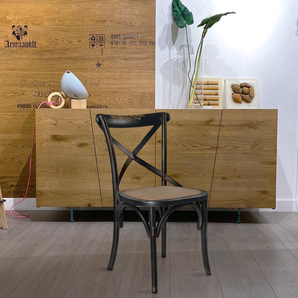 Sedia 16 | Falegnameria900 - Mobili in legno su misura
